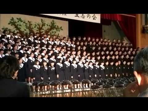 2016安城市立桜井中学校立志