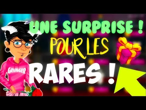 UNE SURPRISE POUR LES RARES ! OMG (видео)