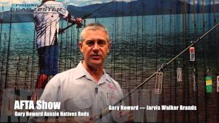 AFTA REVIEW: Gary Howard Aussie Natives Rod Series