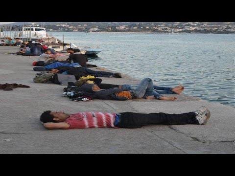 Μυτιλήνη: Βοήθεια από την ΕΕ για τους μετανάστες, ζητά ο δήμαρχος Λέσβου