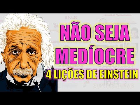 4 Lições de Einstein | Como Pensar como Albert Einstein