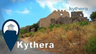 Kythera | Fortress Town of Palaiochora