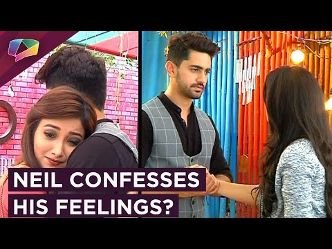 Neil And Avni's Emotional Moment   Naamkaran