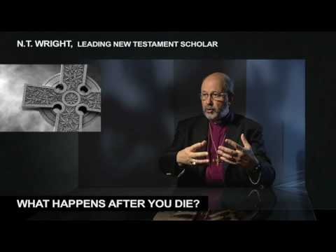 What Happens After You Die? NT Wright on 100 Huntley Street (HD)