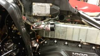 6. Installing snorkels on 13 can am renegade 1000 XXC