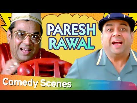 Best of Comedy Scenes Paresh Rawal | Superhit Movie Phir Hera Pheri - Bhagam Bhag - Welcome