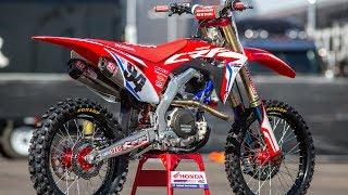 5. Inside Ken Roczen's Factory Honda CRF450 - Motocross Action Magazine