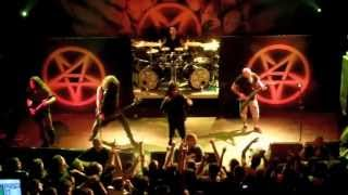 ANTHRAX - Indians (live)