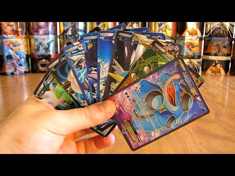 cards - 8 EX Full Art Pokemon cards from the Next Destinies to Furious Fists set are shown in this video. I bought all 8 of these ultra rare cards off of eBay for $74.99. Thanks everyone for watching,...