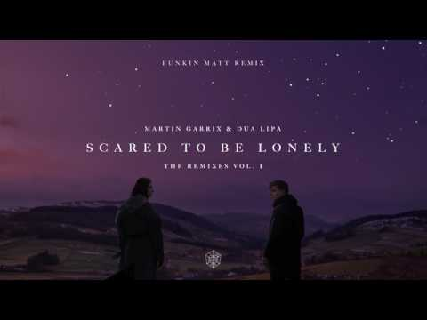 Martin Garrix & Dua Lipa - Scared To Be Lonely (Funkin Matt Remix)