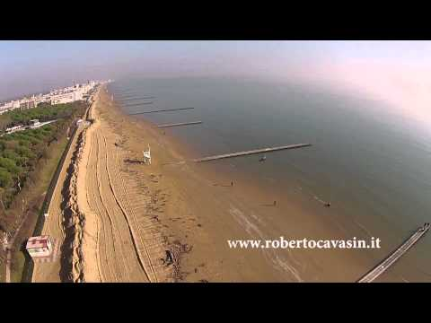 Lido di Jesolo Drone Video
