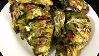 Hariyali Chicken Tikka (Green Chicken tikka) is one of the most famous Indian Kabab dish generally served in almost every Indian ...