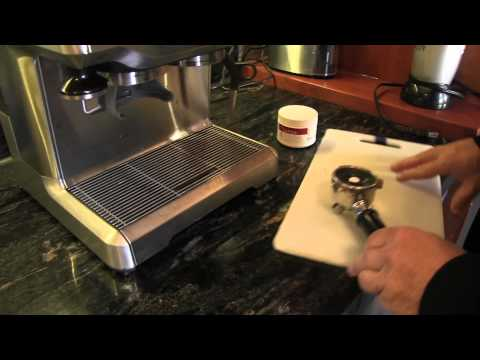 Breville Coffee Maker Descale Instructions : How to Clean the Breville Espresso Coffee Maker - Automatic Coffee MakerAutomatic Coffee Maker