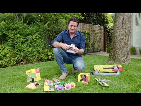 Pope – Lawn maintenance and choosing the right sprinkler | The Home Team S4 E3