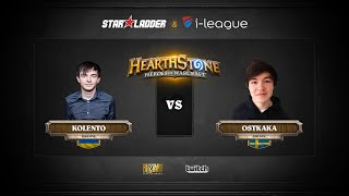 Kolento vs Ostkaka, game 1