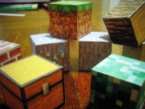 Minecraft Cheats: Double Gold Blocks, Diamond Blocks, and Iron Blocks