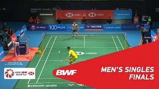 Download Video MS | LEE Chong Wei (MAS) [7] vs Kento MOMOTA (JPN) | BWF 2018 MP3 3GP MP4