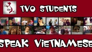 Our Students Speak Vietnamese