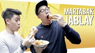 Video GURIH-GURIH NYOY! MARTABAK JABLAY GANG KANCIL | Food Undercover #6 MP3, 3GP, MP4, WEBM, AVI, FLV Maret 2019