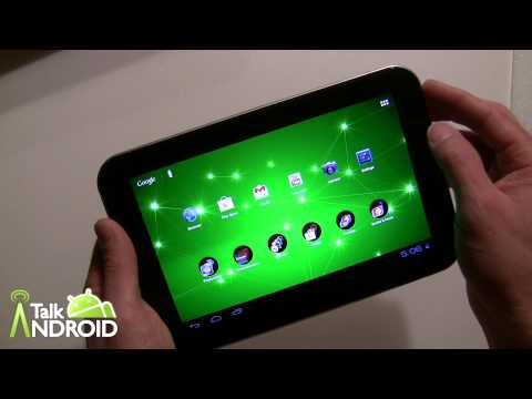 Toshiba Excite 7.7 Unboxing and Initial Hands On Review