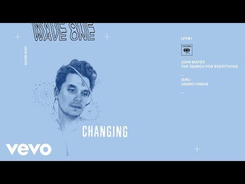 John Mayer - Changing (Audio)