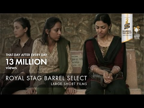 That Day After Everyday | Anurag Kashyap | Royal Stag Barrel Select Large Short Films