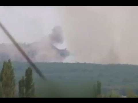Дзержинск, Новгородское и Артемово попали под огонь. Погибли два человека