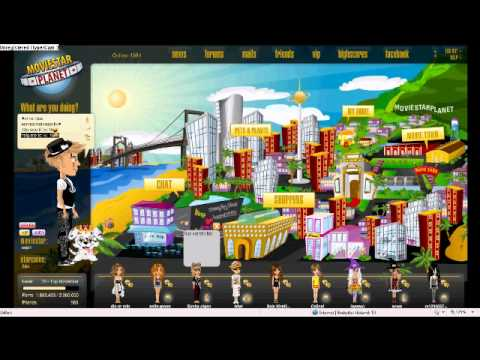 How to Be VIP On Movie Star Planet for Free