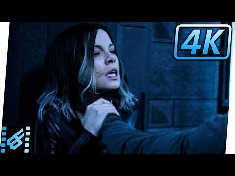 Selene vs Marius Final Fight   Underworld Blood Wars (2016) Movie Clip