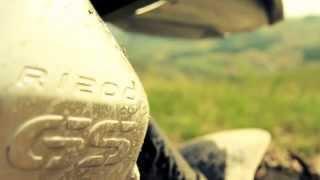 8. BMW R 1200 GS Rally. La prova