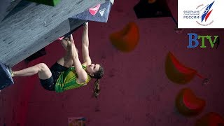 Russian Cup of Bouldering 2019 - Finals by Bouldering TV