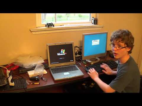 Unboxing And Test Of My 4 Port KVM Switch