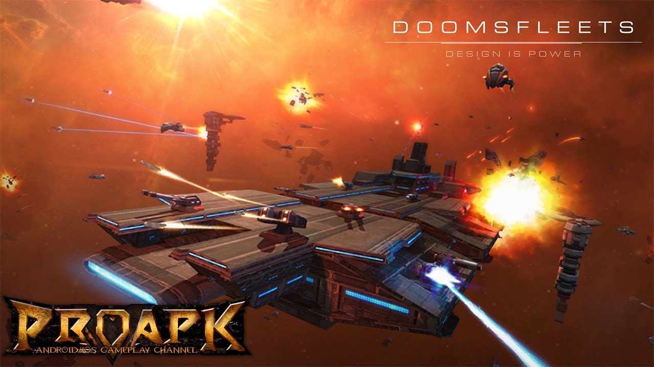DoomsFleets - Galaxy Space War Strategy Game
