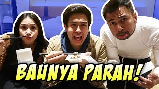 Video COBAIN MAKAN NATTO! BAUNYA KAYA KAOS KAKI! Ft (Raffi ahmad, rans entertainment) MP3, 3GP, MP4, WEBM, AVI, FLV Juli 2019