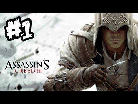 AC3 - Assassin's Creed 3 Gameplay - Assassins Creed 3 Walkthrough NEW! Welcome to Part 1 of my Assassin's Creed III Walkthrough, including the Intro, all Sequences...