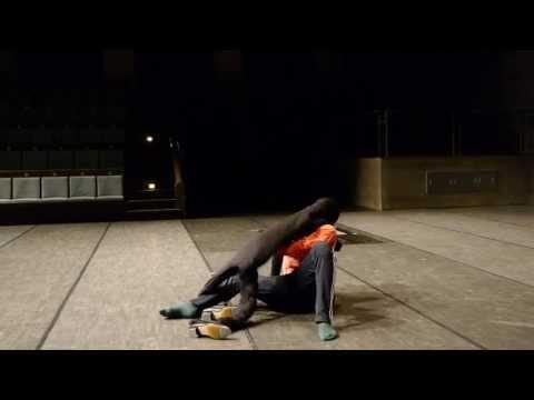 【dancetoday2013】島地保武+酒井はな 新作 稽古動画2
