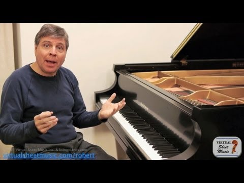 How to use the pedal in Beethoven's Moonlight Sonata