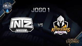 INTZ vs Keyd, game 1