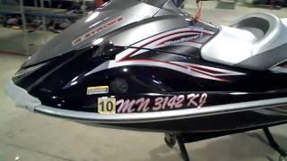 9. 2007 Yamaha VX Cruiser 1100 4 Stroke LOT 821A