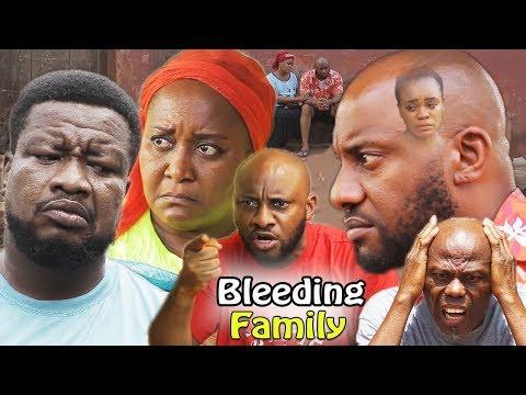 Bleeding Family Part 3 - Yul Edochie 2019 Latest Nigerian Nollywood Movies.