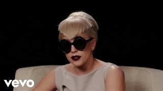 Lady Gaga - VEVO News Exclusive Interview, Pt. 1