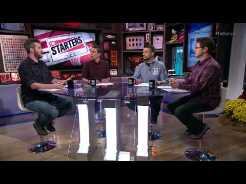 Video: Golden State Warriors: Title Contender? -The Starters