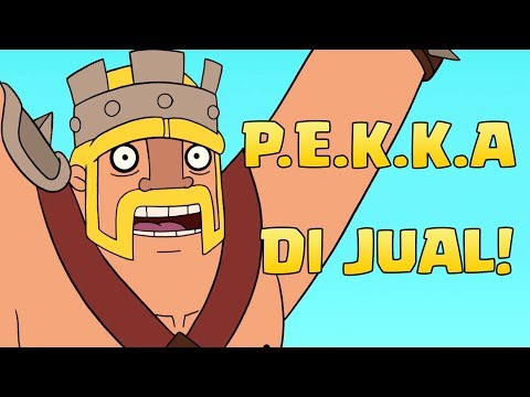 Download Video Clash-A-Rama: Roket Merah Dan Biru Kilau (Clash of Clans)