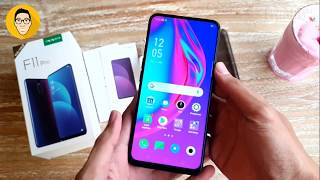Video HANDS ON REVIEW OPPO F11 PRO (Ternyata...) MP3, 3GP, MP4, WEBM, AVI, FLV Maret 2019