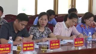 Sơ kết giữa nhiệm kỳ thực hiện NQ Đại hội Đảng bộ huyện Hoành Bồ khóa XXIV