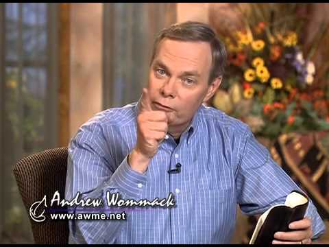 Andrew Wommack: Hardness Of Heart - Week 3 - Session 1
