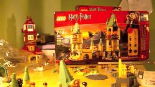 Lego - Building Harry Potter Battle of Hogwarts