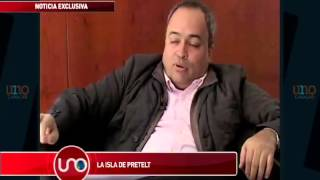 Cuando Jorge Pretelt se alista a presentar su ponencia en la Corte Constitucional, sobre una demanda contra la ley de tierras, se descubre que no son uno, si...