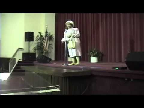 Christian Comedian Etta Mae Comedy Demo Reel