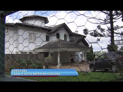 Sorocaba: bandido morre durante assalto em chácara